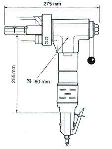 Biseladora de tubo US25