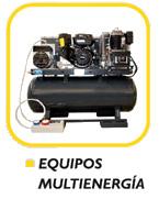 Alquiler equipos multienergía