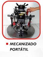 Alquiler mecanizado portátil
