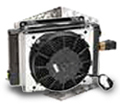 CAP HYDRAULIC accesorio intercambiador de calor