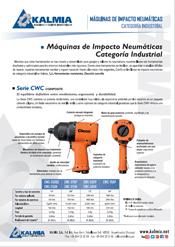 Llaves de impacto industrial