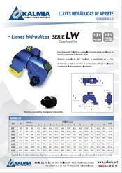 Llave hidráulica TL LW
