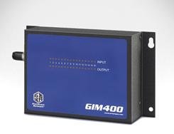 GIM400 Multiplicador Global de entrada salida