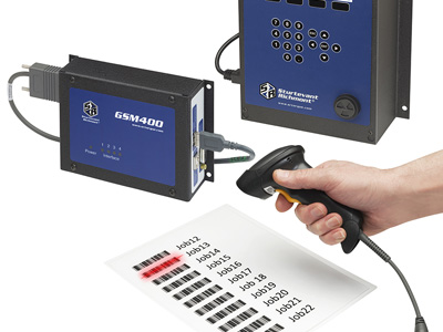 GSM400 Scanner Global de Código de barras
