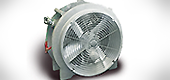 Menu ventilador industrial