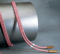 Resistencia cerámica de cinta