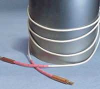 Resistencia cerámica de hilo