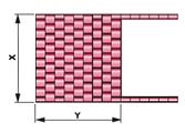 Grafico acotaciones resistencias