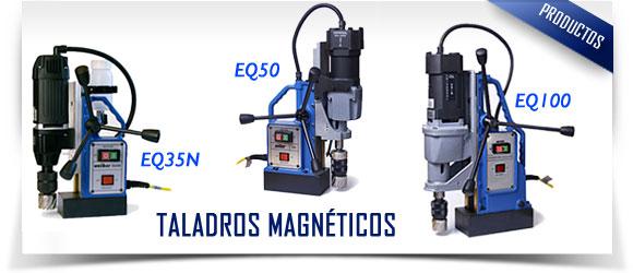 taladros magneticos unibor